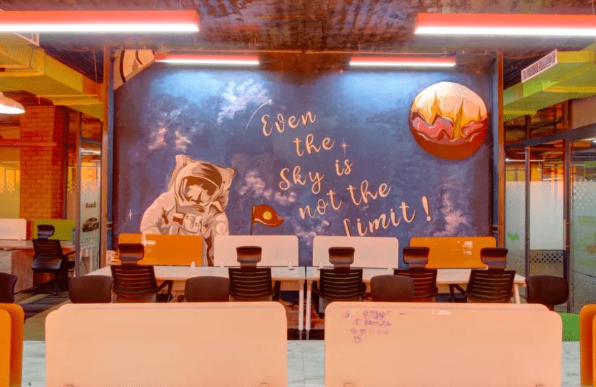 BizzHub coworking space in Koramangala