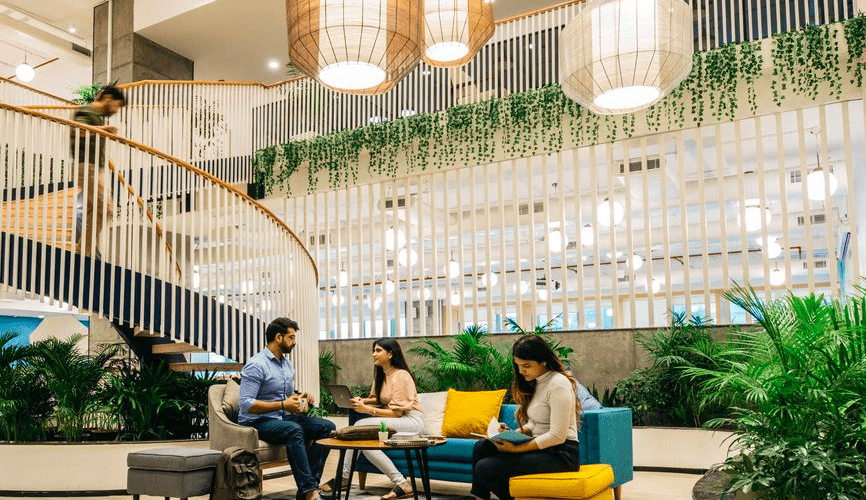 CoWrks coworking spaces in Bangalore
