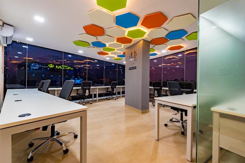Uniwork bengaluru coworking space