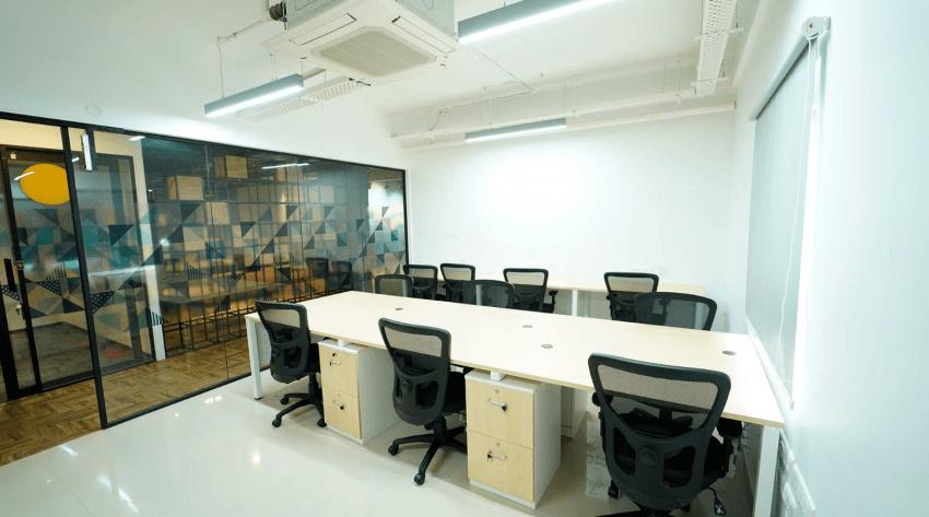myHQ- Unispace Business Center