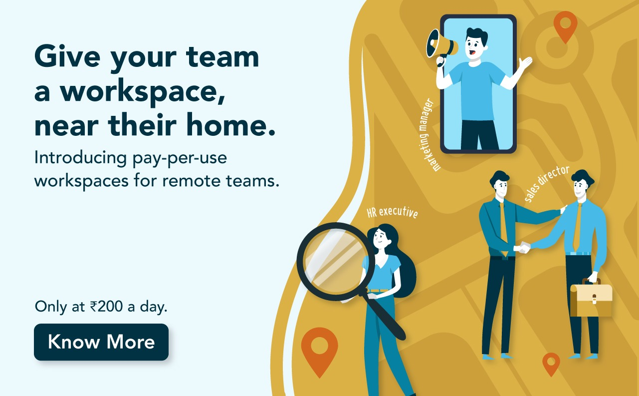 MyHQ workspace for teams