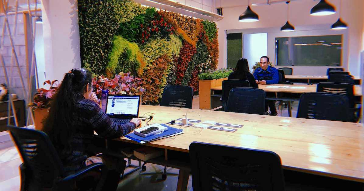 Charging Bull: Affordable Coworking Space In Mohali For Startups & Individuals