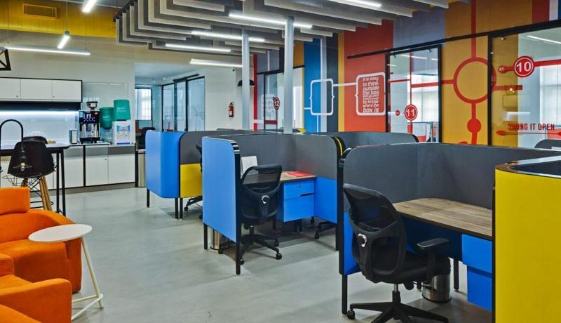 myHQ- Inspiring coworking spaces in Hyderabad