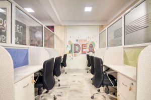shared workspace in Indirapuram