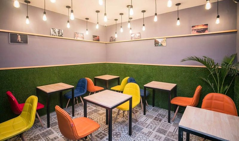 myHQ: ABL Workspace coworking space in Mohan Estate