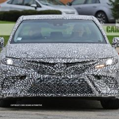 Toyota Yaris Trd Parts Grand New Avanza Veloz Interior 2018 Camry - Debut At 2017 Naias | Price, Specs ...