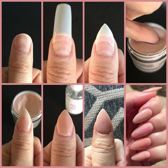 Can You Paint Over Dip Powder Nails? Using Regular Nail ...