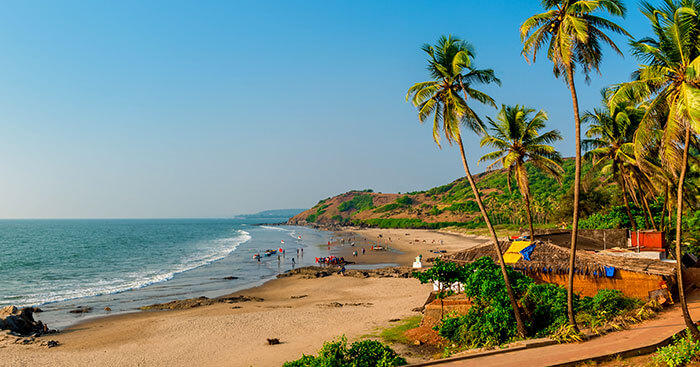 Top 5 Beaches to Visit in Goa   Goa beach