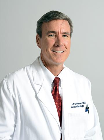 Gastroenterologist Dr. David Gryboski