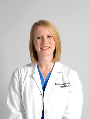 Physician Assistant Amanda Clark