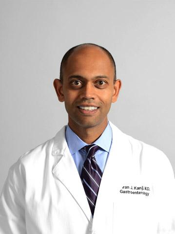 Gastroenterologist Dr. Kiran Kanji