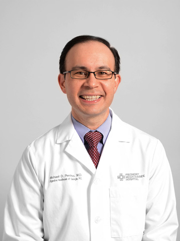 Gastroenterologist Dr. Michael Perrino