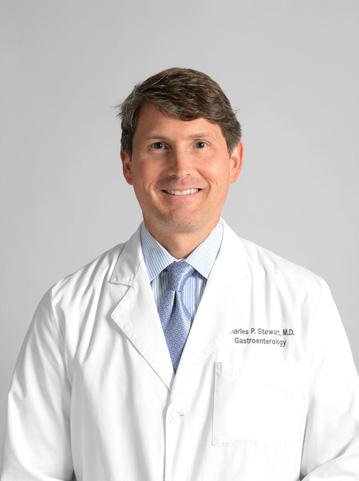 Gastroenterologist Dr. Preston Stewart