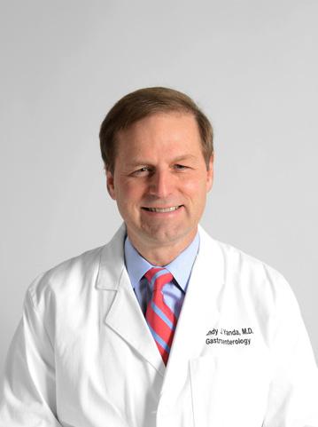 Gastroenterologist Dr. Randy Yanda
