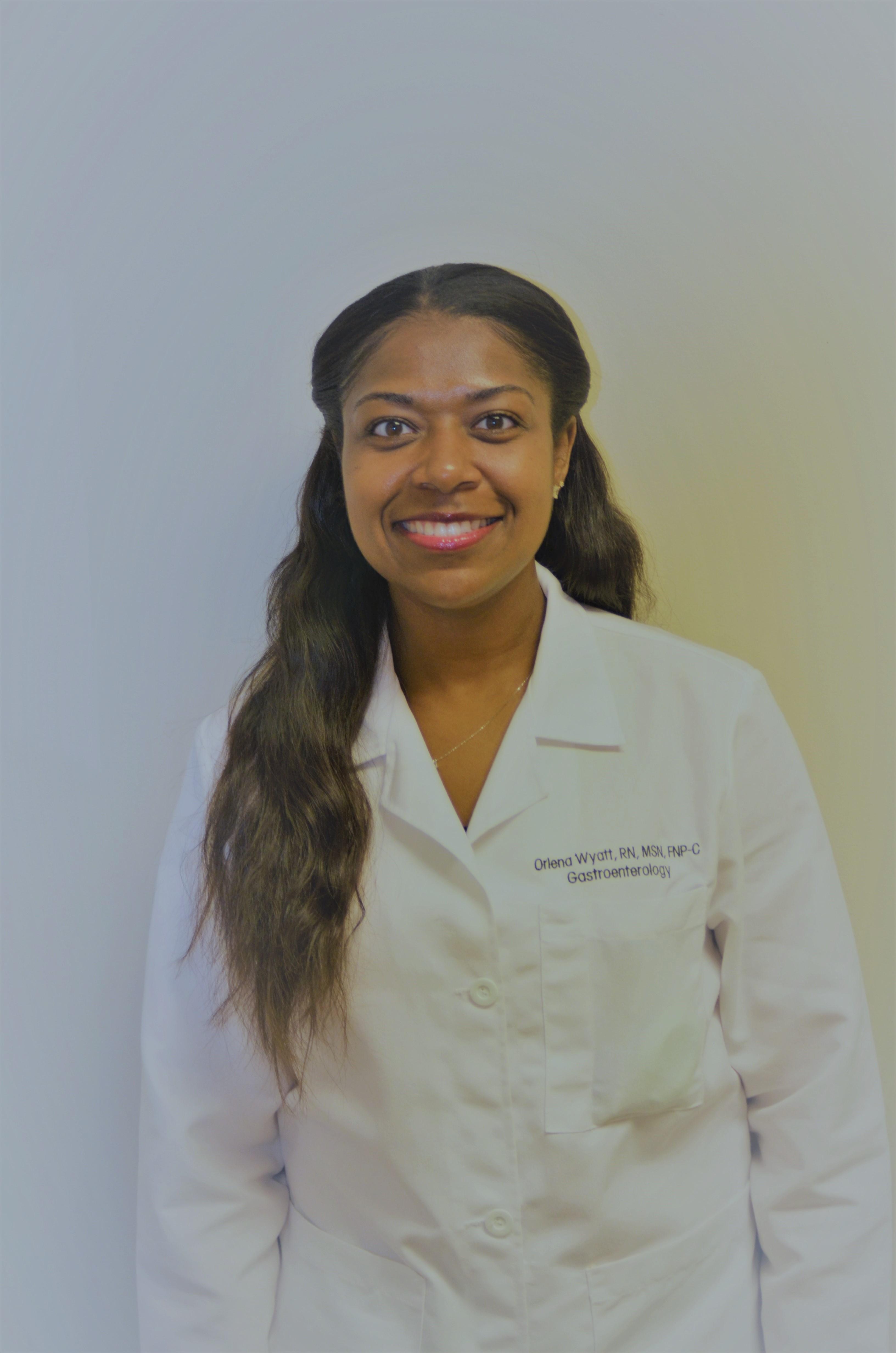 Family Nurse Practitioner Orlena Wyatt
