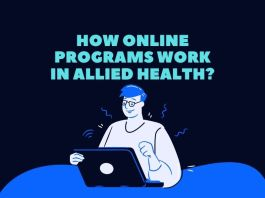 online allied health programs