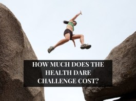 The Health Dare Challenge Cost