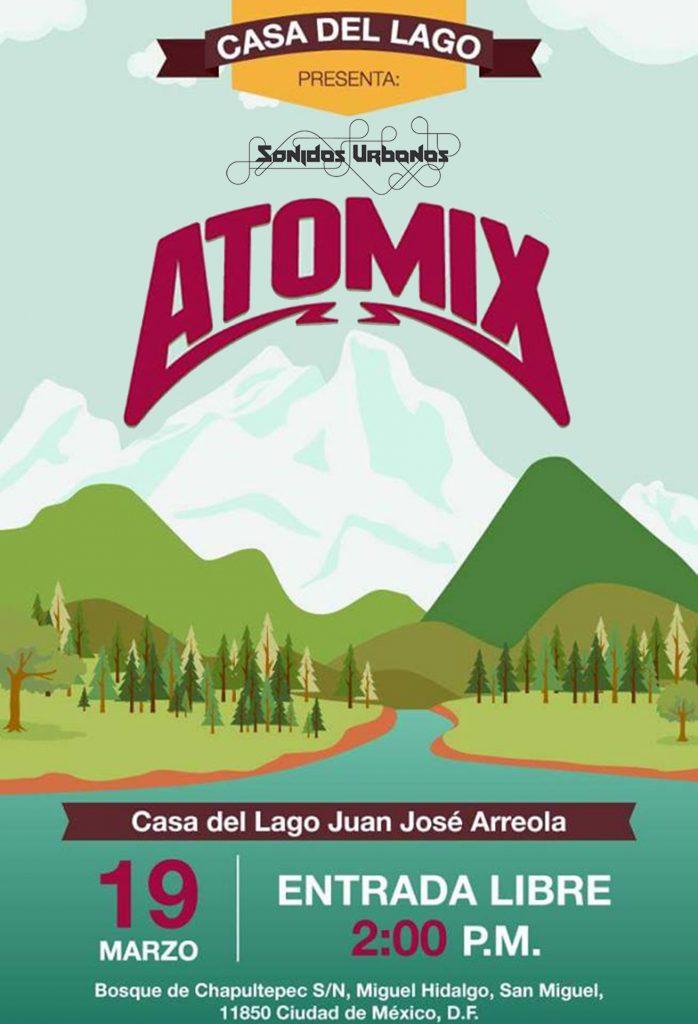 Atomix-Lago