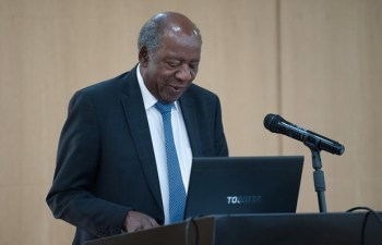 Former Finance Minister Alex Chikwanda
