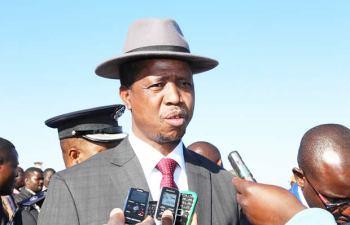President Edgar Chagwa Lungu: File pictures