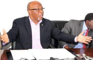 MMD leader Nevers Mumba