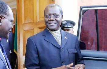Dr Ngosa Simbyakula: File picture