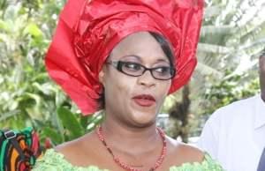 PF Deputy Secretary General Mumbi Phiri: File picture
