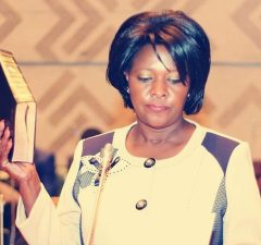 Commerce minister Margaret Mwanakatwe: File Picture