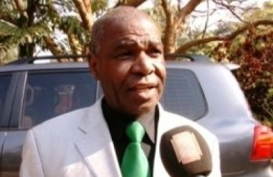 Patriotic Front foreign policy chairman Colonel Gerry Chanda- file picture