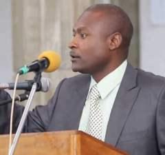 PF deputy spokesperson Frank Bwalya: File Picture