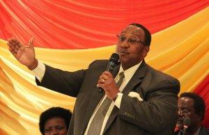 UPND vice president GBM