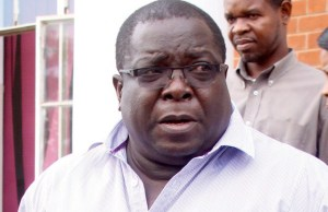Roan PF member of parliament Chishimba Kambwili: file picture