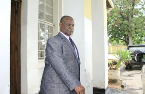 Former Education Minister Michael Kaingu-Picture by Tenson Mkhala