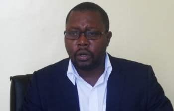 Yali president Andrew Ntewewe: File picture