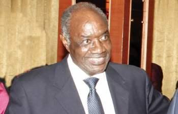Vernon J Mwaanga: File picture