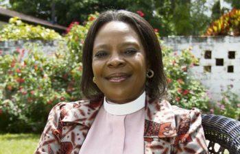 Reverend Suzanne Matale: File Picture