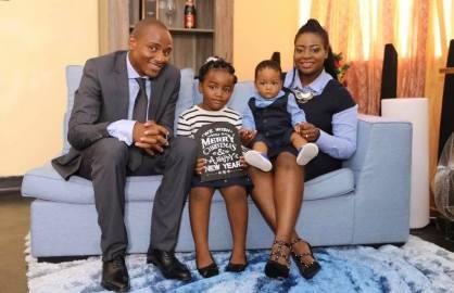 Simbarashe Rukayi, Stella and their children