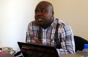 SACCORD executive director Boniface Cheembe: File picture