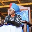 Chieftainess Nkomeshya Mukamambo II: File picture