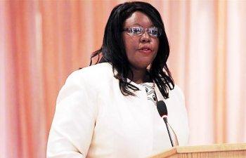 Agriculture minister Dora Siliya