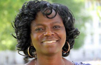 Former ZNFU President Evelyn Nguleka
