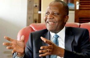 Finance Minister Mr Felix Mutati