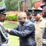 Stephen Kampyongo Police Day awards
