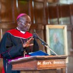 Archbishop Telesphore Mpundu