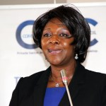 Commerce minister Margaret Mwanakatwe