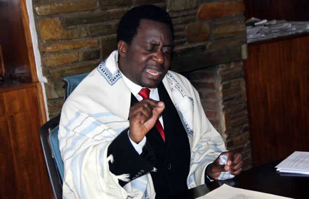 UPP leader Saviour Chishimba speaks to journalist in Lusaka-picture by Tenson MkhalaUPP leader Saviour Chishimba speaks to journalist in Lusaka-picture by Tenson Mkhala