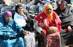 Refugees during the commemoration of World Refugees Day at Lusaka's OYDC- picture by Tenson MkhalaRefugees during the commemoration of World Refugees Day at Lusaka's OYDC- picture by Tenson Mkhala