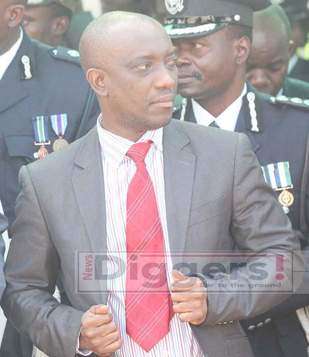 Luapula province minister Nickson Chilangwa picture by Tenson Mkhala