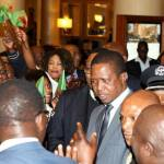 Mwamba says Lungu has summoned S/Africa opposition