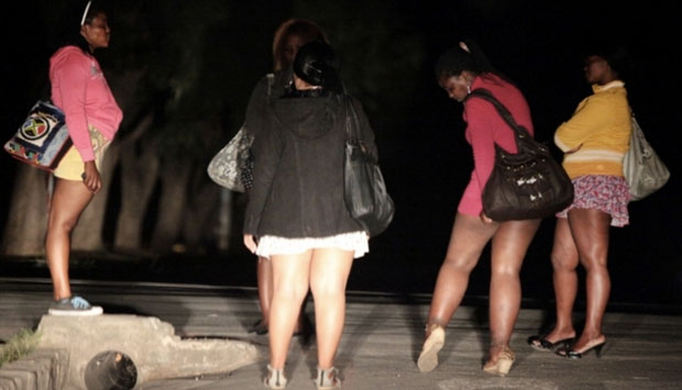 sex workers in lusaka